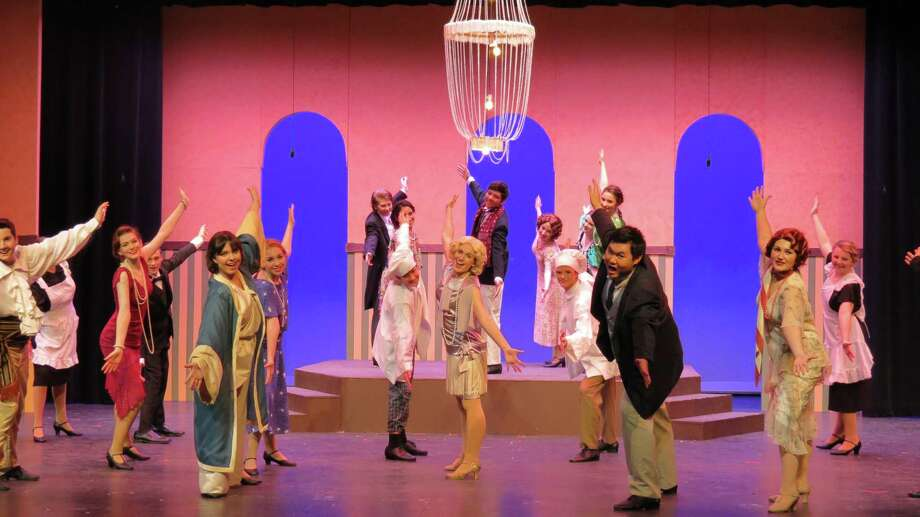 "Billed as a family friendly ""musical within a comedy,"" ""The Drowsy Chaperone"" opened Jan. 24 at Clear Lake High School Auditorium, 2929 Bay Area Blvd., in Houston, and continues with performances at 7 p.m. Jan. 25-27, Jan. 31 and Feb. 1-2."