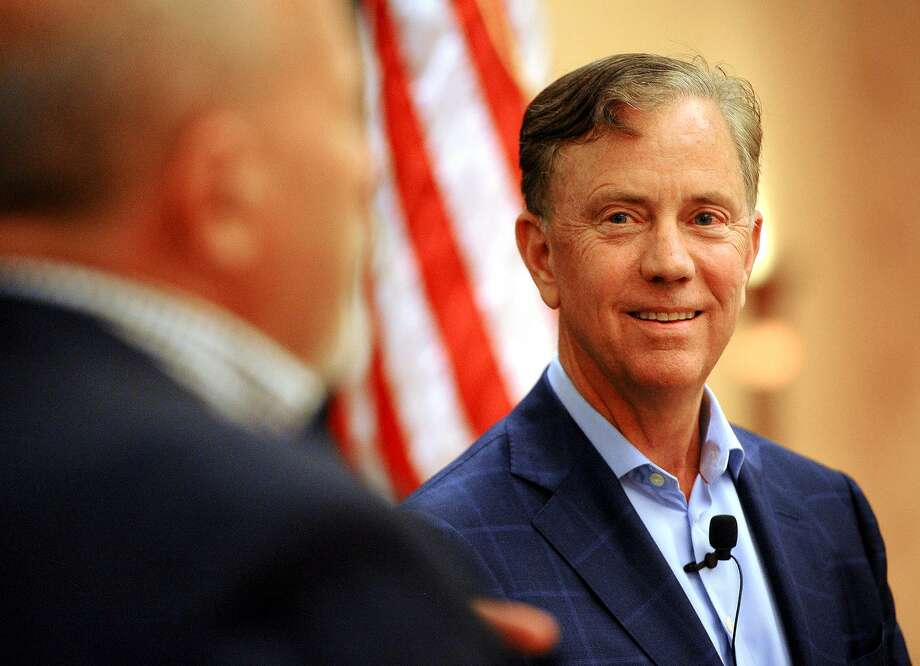 Gov. Ned Lamont's proposal to toll all vehicles would dramatically infuse Connecticut's aging, overcrowded transportation infrastructure with new cash — three or four years from now. Photo: Brian A. Pounds / Hearst Connecticut Media / Connecticut Post