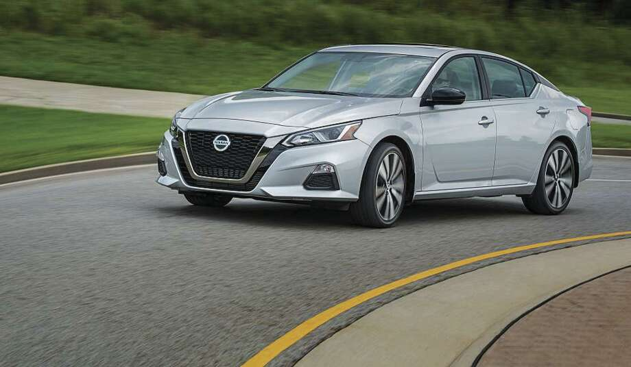 In response to the desires of buyers, Intelligent All-Wheel Drive is offered for the first time ever on the Altima. (Motor Matters photo)