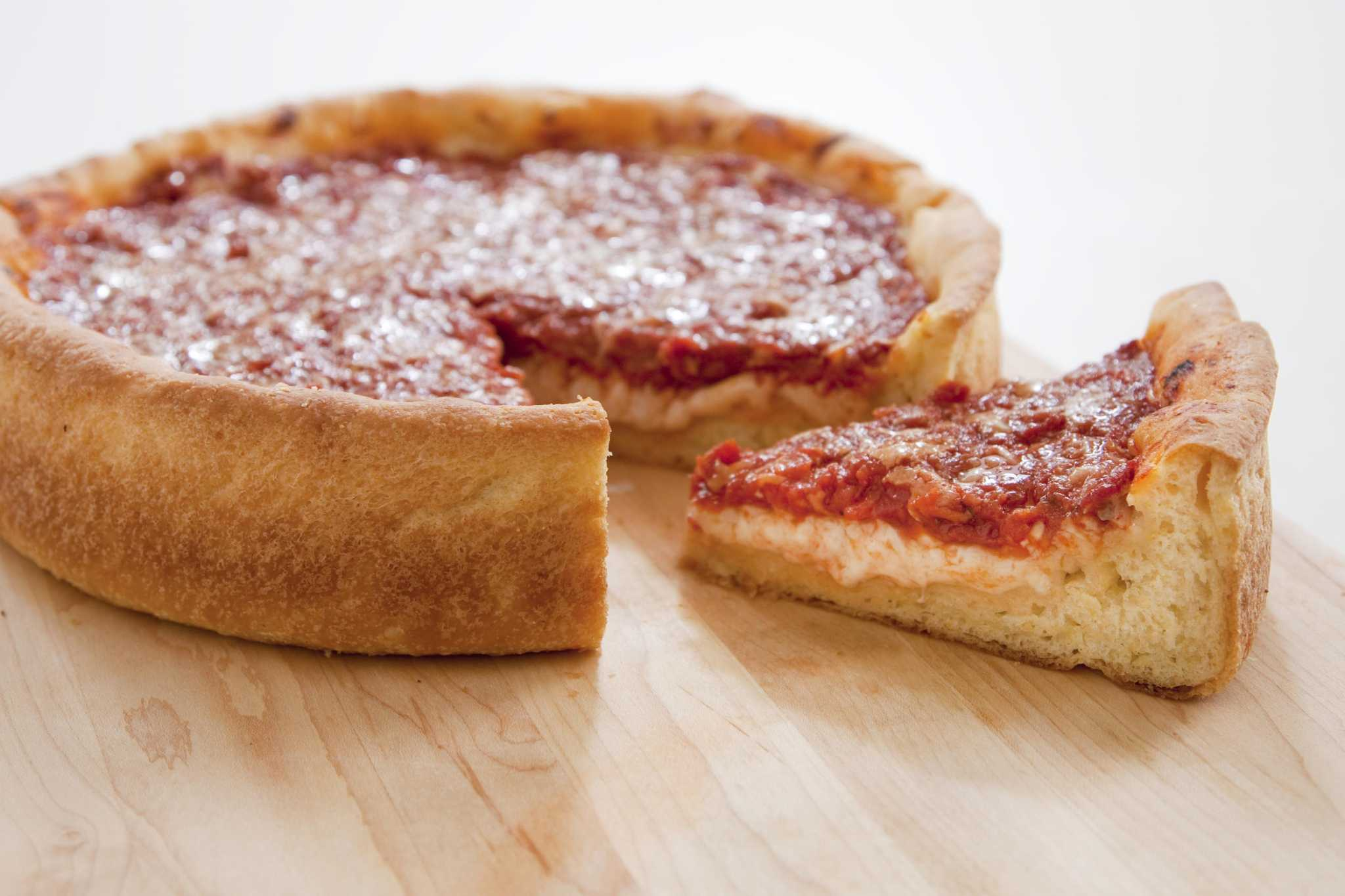 Recipe: Deep-Dish Pizza from America's Test Kitchen