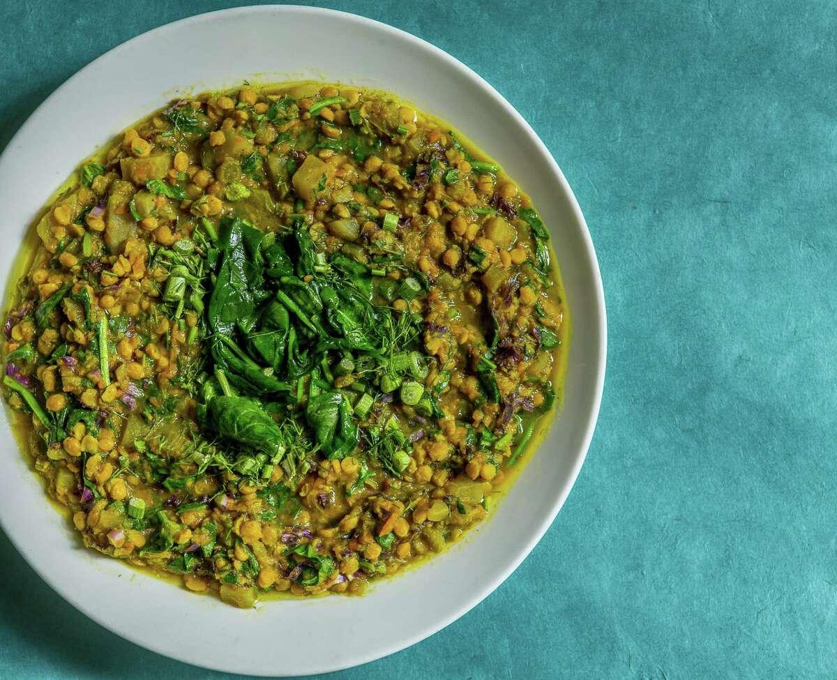 Sai Bhaji from chef Anita Jaisinghani