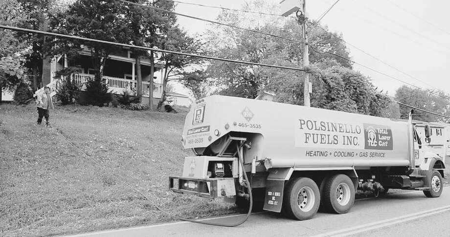 Cleaner home heating oil will be mandated for the 2012-13 heating season under a new state law. (Times Union archive) Photo: SKIP DICKSTEIN / 2008