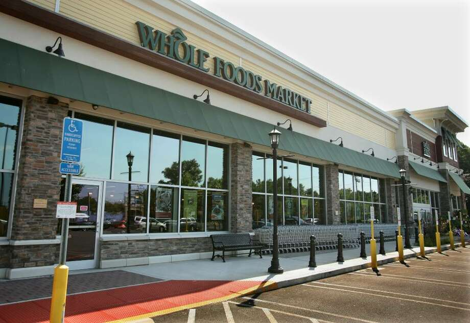 The Whole Foods market at 1686 Boston Post Road in Milford. Photo: Brian A. Pounds / Connecticut Post