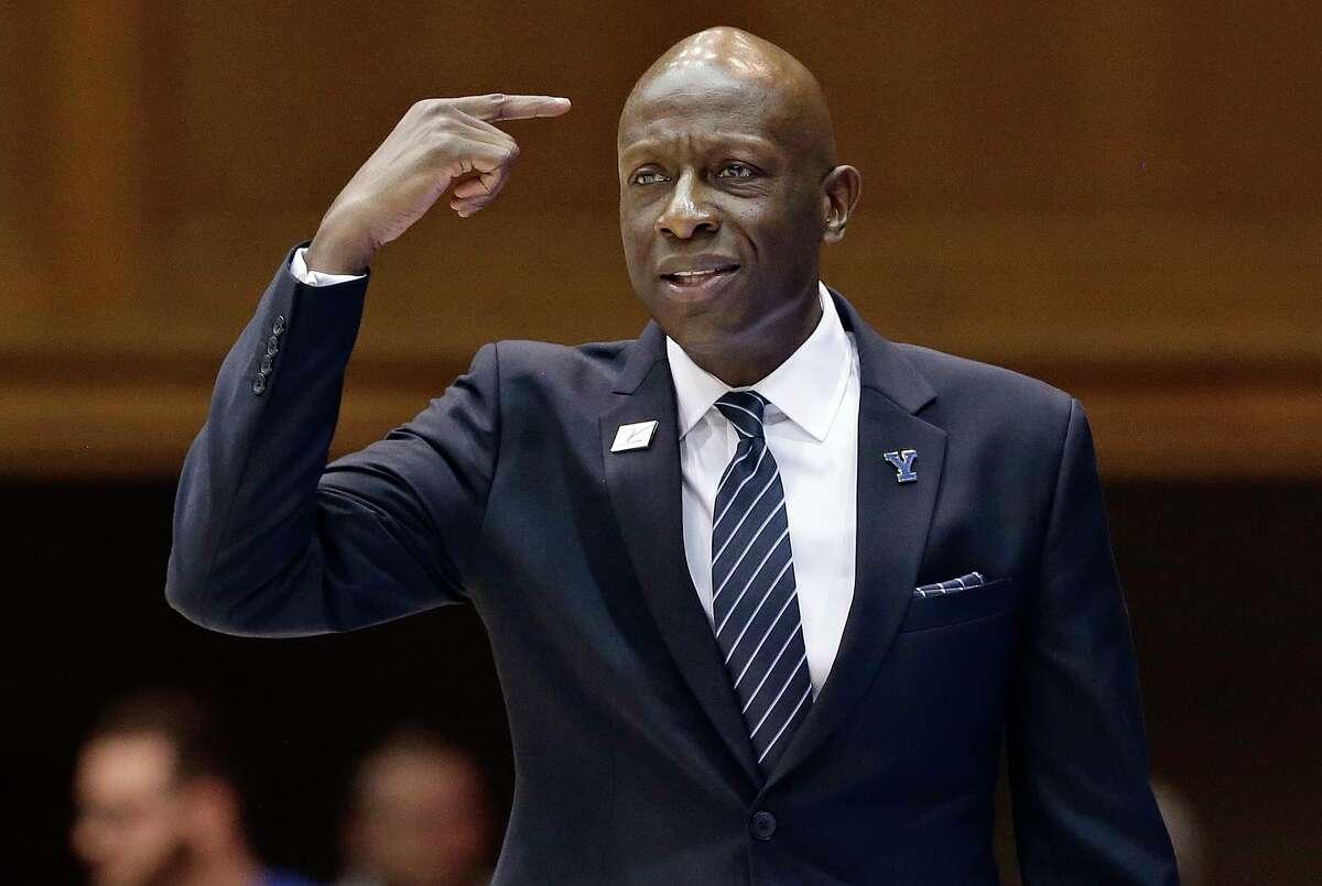 Coach James Jones ant the Yale men's basketball team will tip off their season on Nov. 5 against Stony Brook.