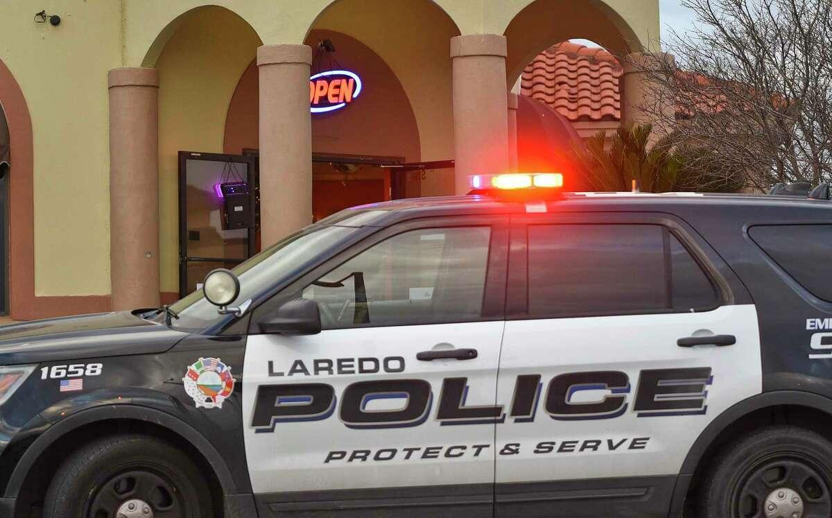 Laredo Police raid an amusement center on Friday, Jan. 25, 2019, at the 2300 block of E. Saunders Street.
