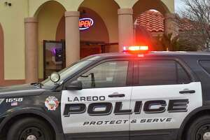 Laredo Police raid an amusement center on Friday, Jan. 25, 2019, at the 2300 block of E. Saunders Street.