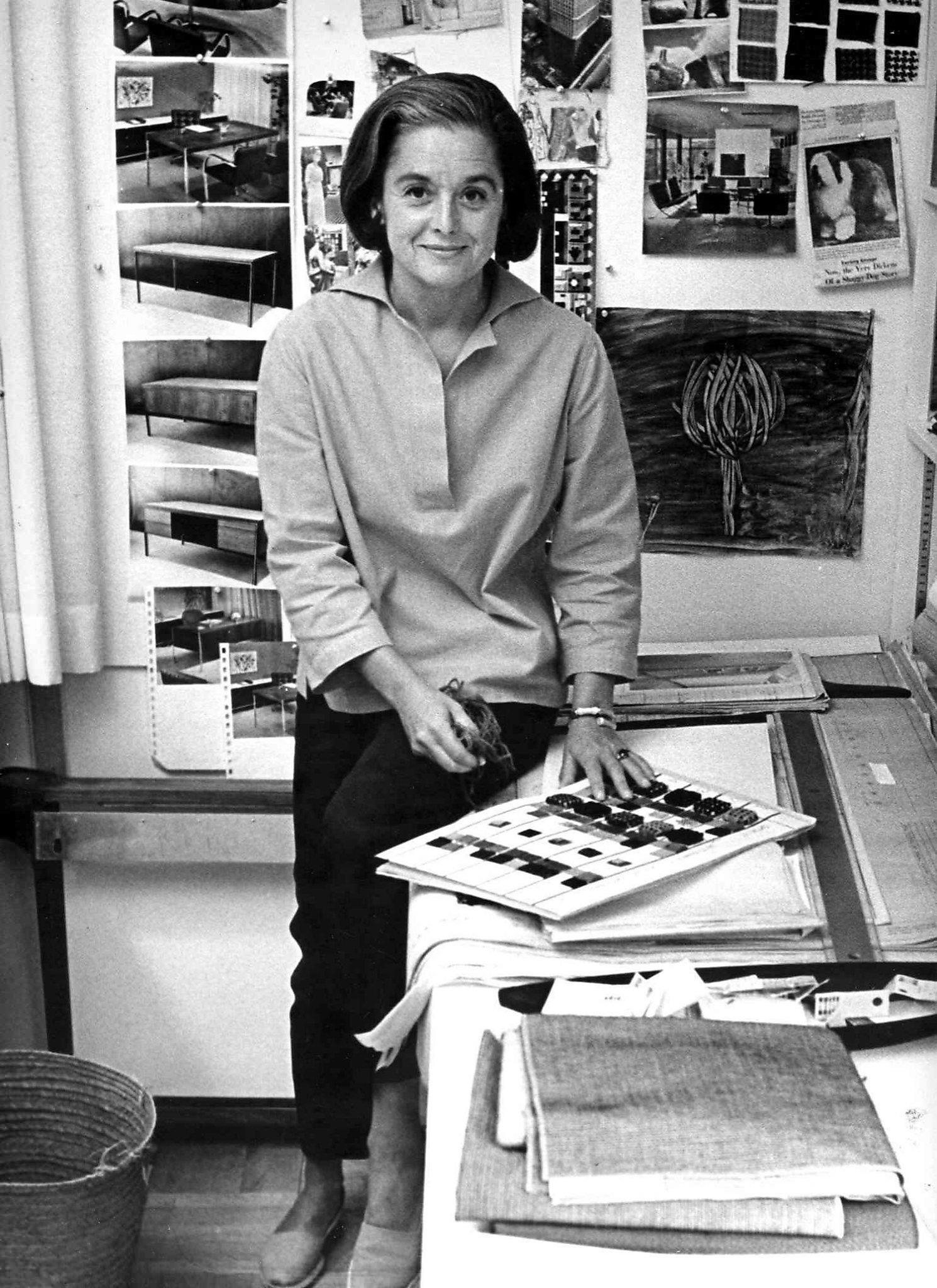 Florence Knoll Bassett Designer Of The Modern American