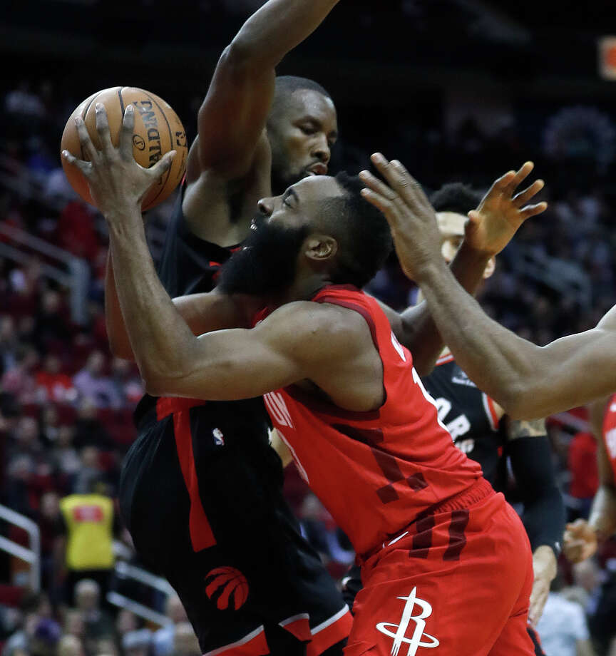 James Harden Rockets: Raptors Approach Game Against Rockets' 'mega Scorer' With