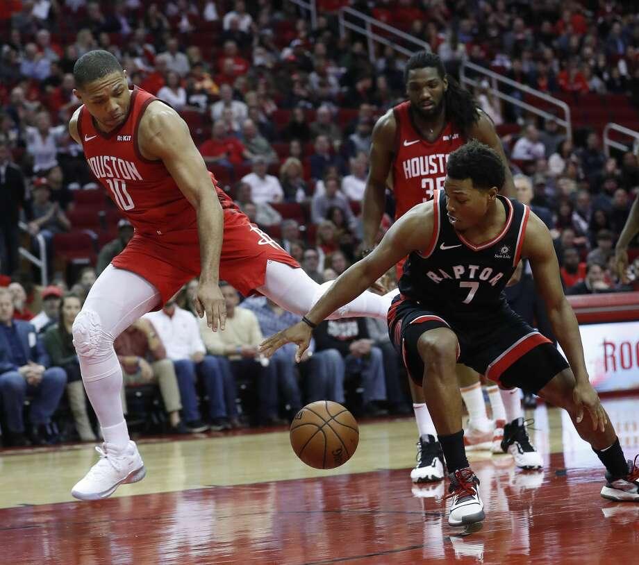 Houston Rockets: Jan. 25: Rockets 121, Raptors 119