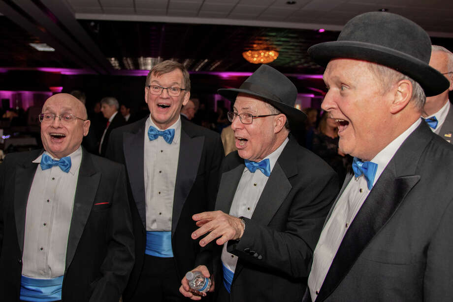 The annual Danbury Hat City Ball hosted by the Danbury Museum & Historical Society was held at the Amber Room Colonnade in Danbury on January 25, 2019. Guests enjoyed dinner, dancing and a raffle. Were you SEEN? Photo: Ken Honore