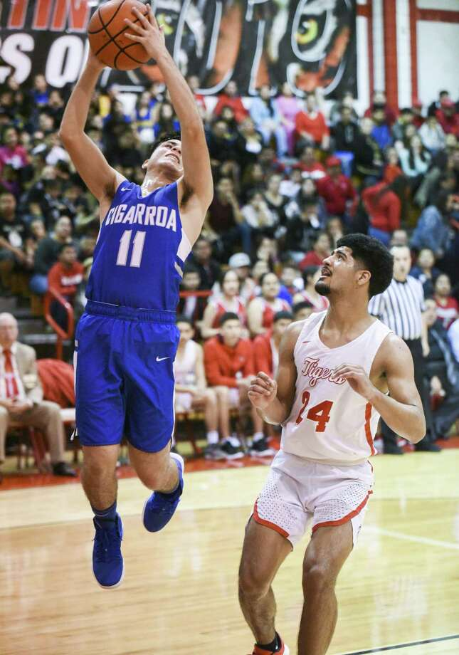 Cigarroa fell to Marin 67-56 Friday night. Photo: Danny Zaragoza /Laredo Morning Times