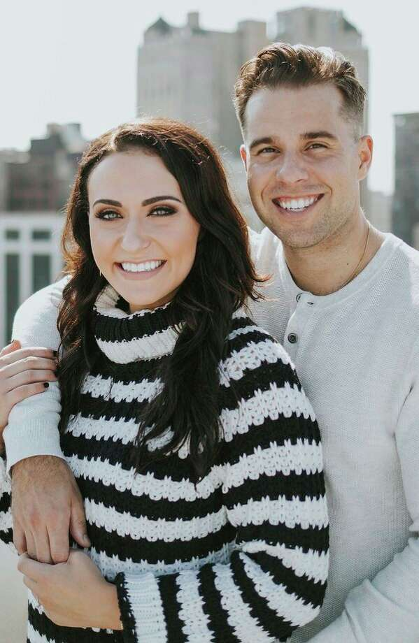 Danielle Morabito and Samuel Kilberg