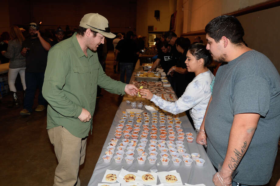 Bacon and Brews Fest Jan. 26, 2019, at the Midland Downtown Lions Club building.  James Durbin/Reporter-Telegram Photo: James Durbin / ? 2019 Midland Reporter-Telegram. All Rights Reserved.