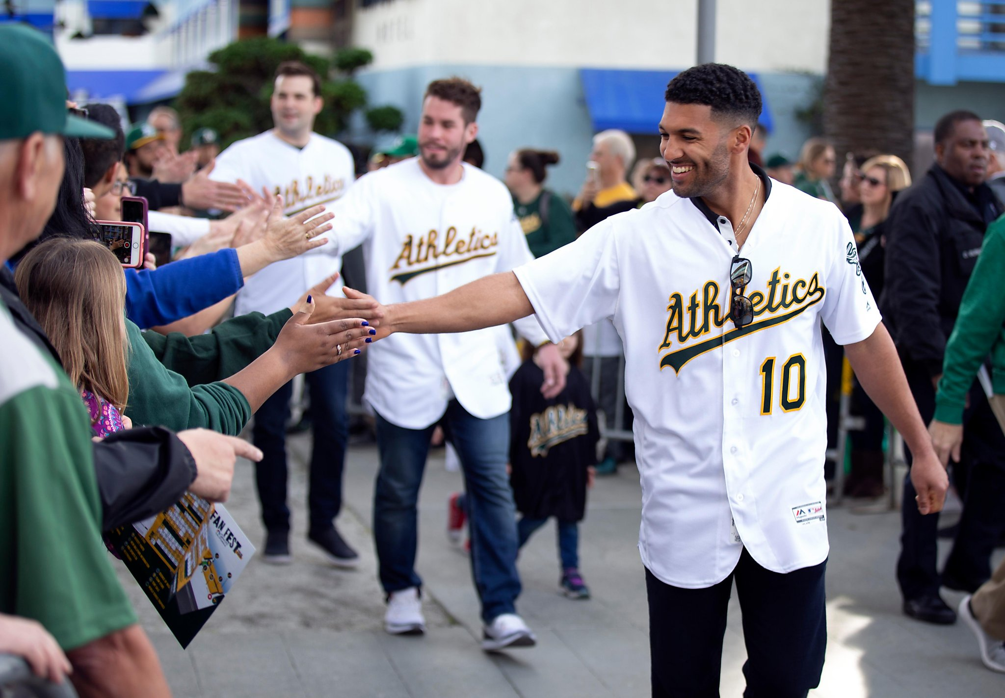 timeless design 0855f 98276 Billy Beane addresses Kyler Murray questions and more at A's ...