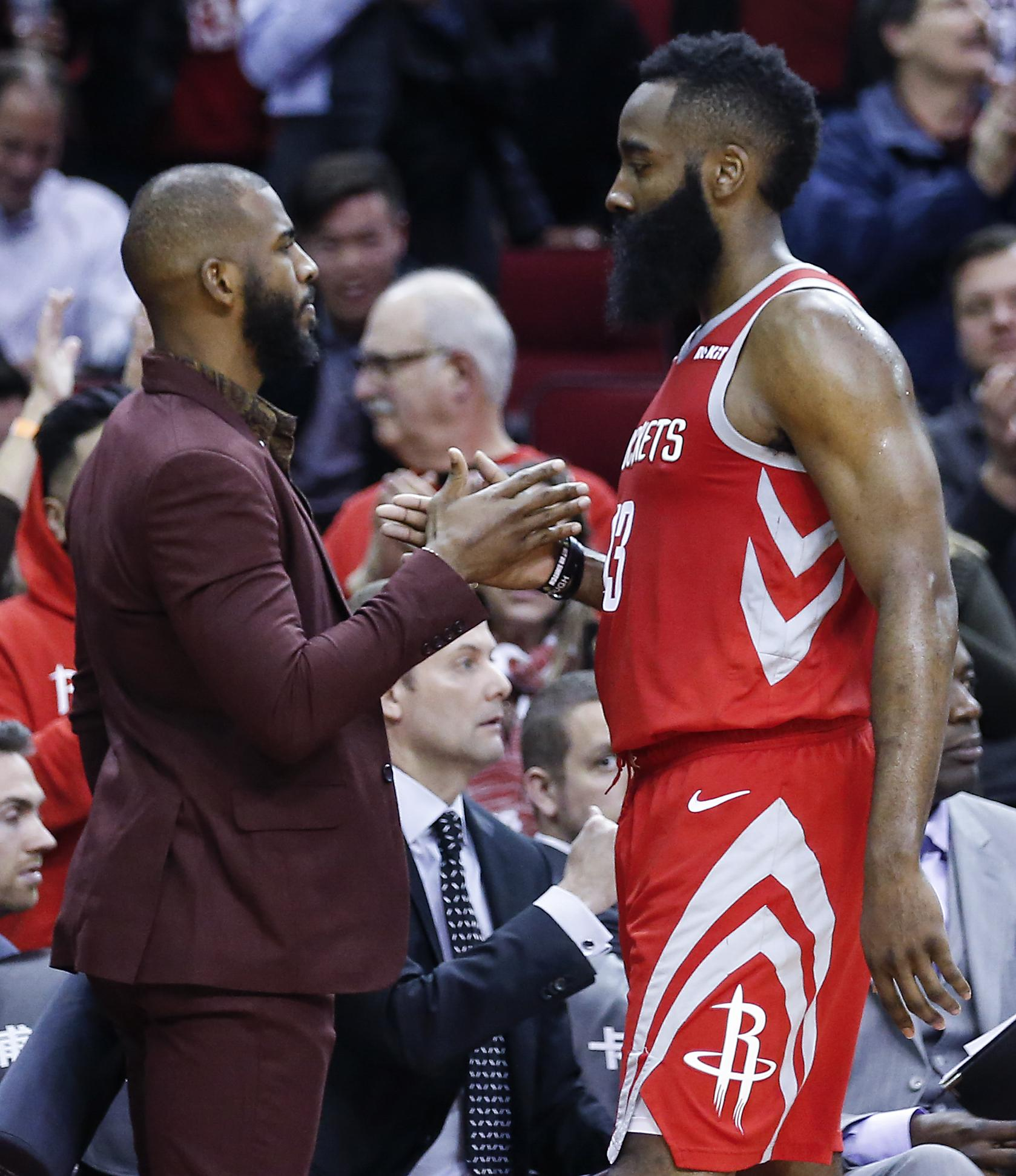 368064ab0 Chris Paul s return opens up several desirable options for Rockets ...