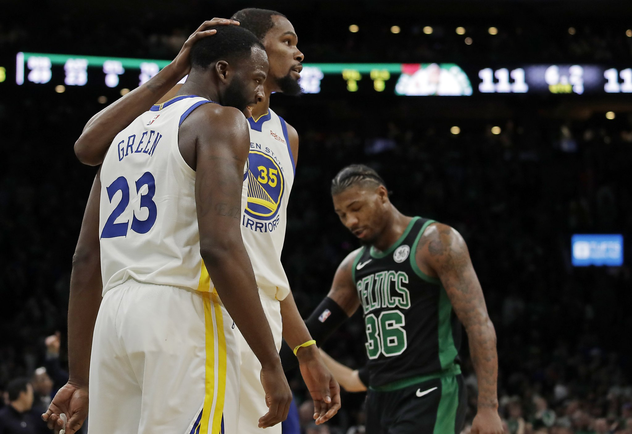 Kevin Durant at the heart of NBA s rumor season. Comments. Next Story 5a538d1e3