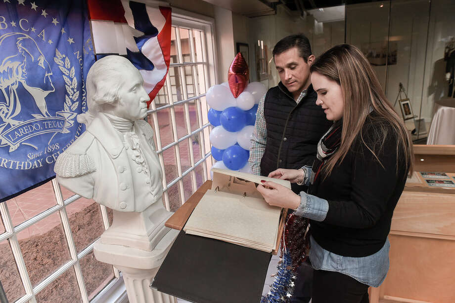 Click through the slideshow to see the museums, art galleries you need to visit in the Gateway City. Photo: Danny Zaragoza/Laredo Morning Times / Laredo Morning Times