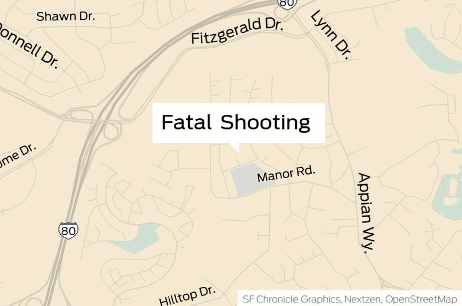 Contra Costa County sheriff's deputies responded to reports of a shooting at 12:22 p.m. Saturday at the intersection of Jasmine Court and Jasmine Way and found Michael Bagwell lying in the street, suffering from a gunshot wound.