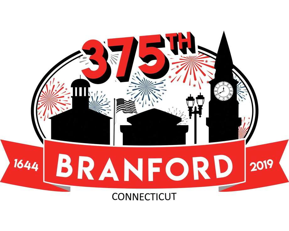 Branford 375th anniversary logo created by Shannon Beth Engravalle of sbcre8tive.com. Photo: Contributed Photo / Contributed Photo / New Haven Register contributed