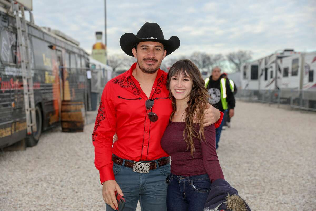 People eager for the San Antonio Stock Show & Rodeo jumped in on the eats and entertainment at the Bar-B-Que Cook-Off, the annual kickoff competition to the rodeo on Saturday, Jan. 27, 2019. The International Barbeque Cookers Association sanctioned event occurred at The San Antonio Stock Show & Rodeo On the Salado, on the city's East Side.