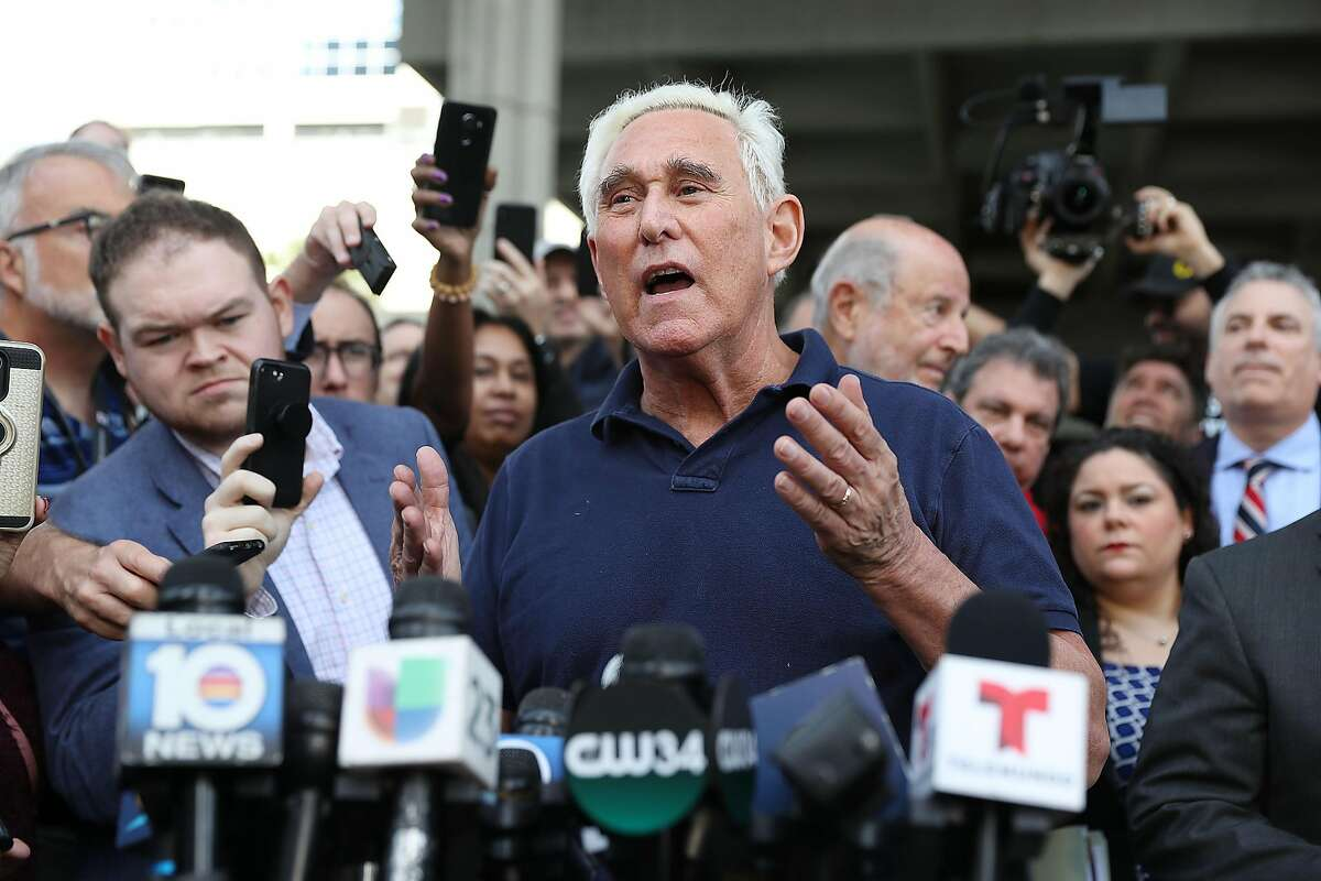 Jan 25, 2019 Roger Stone, a former advisor to President Donald Trump, was charged by special counsel Robert Mueller of obstruction, giving false statements and witness tampering.
