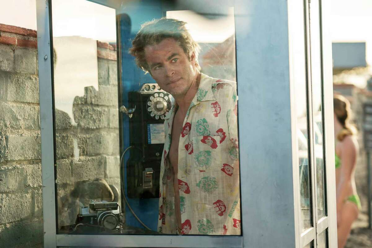 """Chris Pine gives a rambunctiously complex, all-in performance in """"I Am the Night."""""""