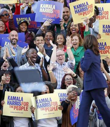 Kamala Harris Returns Home To Oakland To Make Presidential Pitch Sfchronicle Com