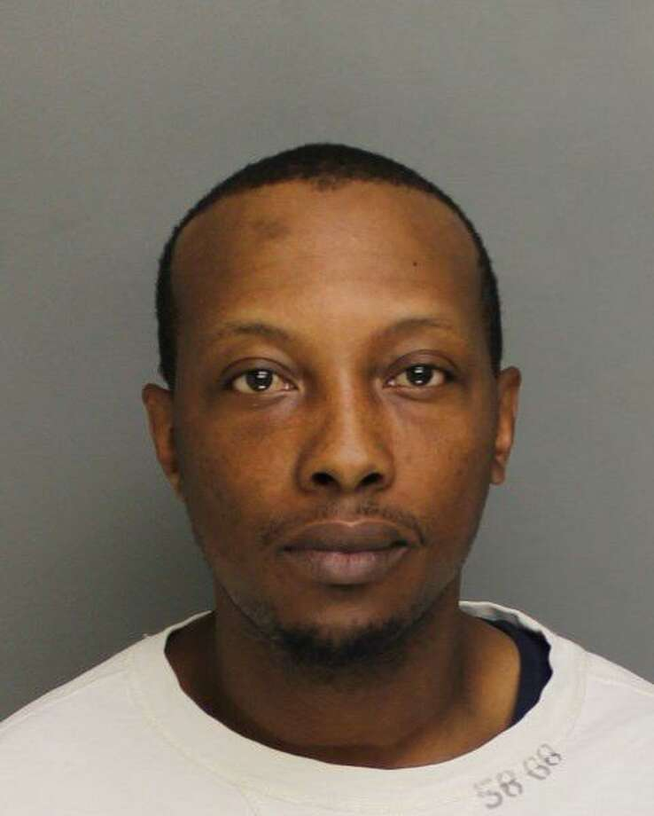 Bridgeport Police arrested Jayvell Washington, 39, who has several addresses in the city and charged him with murder in the death of a 50-year-old man shot at the Citgo gas station at 915 Reservoir Ave., Bridgeport, on Sunday, Jan. 27, 2019. Photo: Contributed / Bridgeport Police