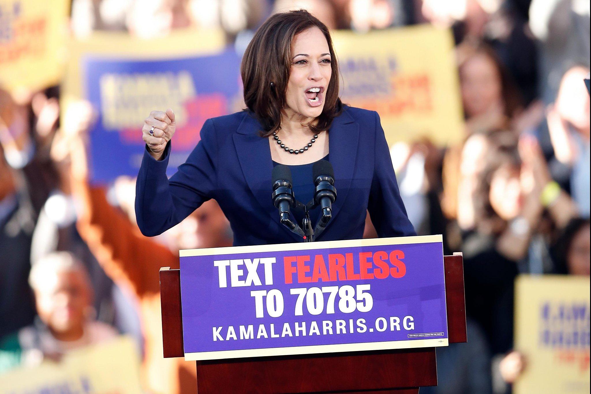 Podcast Why Kamala Harris The Pros And Cons Of Joe Biden S Pick Of The California Senator For Vp Sfchronicle Com