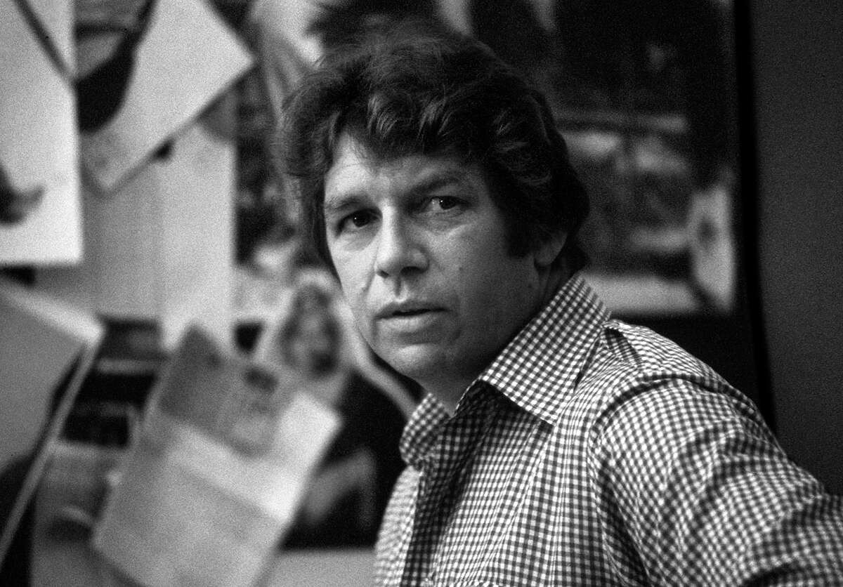 """This image released by HBO shows journalist Pete Hamill who is the focus of the HBO documentary """"Breslin and Hamill: Deadline Artists,"""" premiering on Jan. 28. (Brian Hamill/HBO via AP)"""