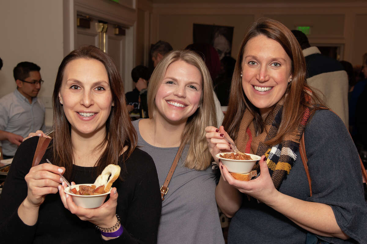 Taste of Fairfield WinterFest was held at Brooklawn Country Club in Fairfield on January 27, 2019. Guests enjoyed sampling food and drink from local eateries, stand-up comedy, bowling and more. Were you SEEN?