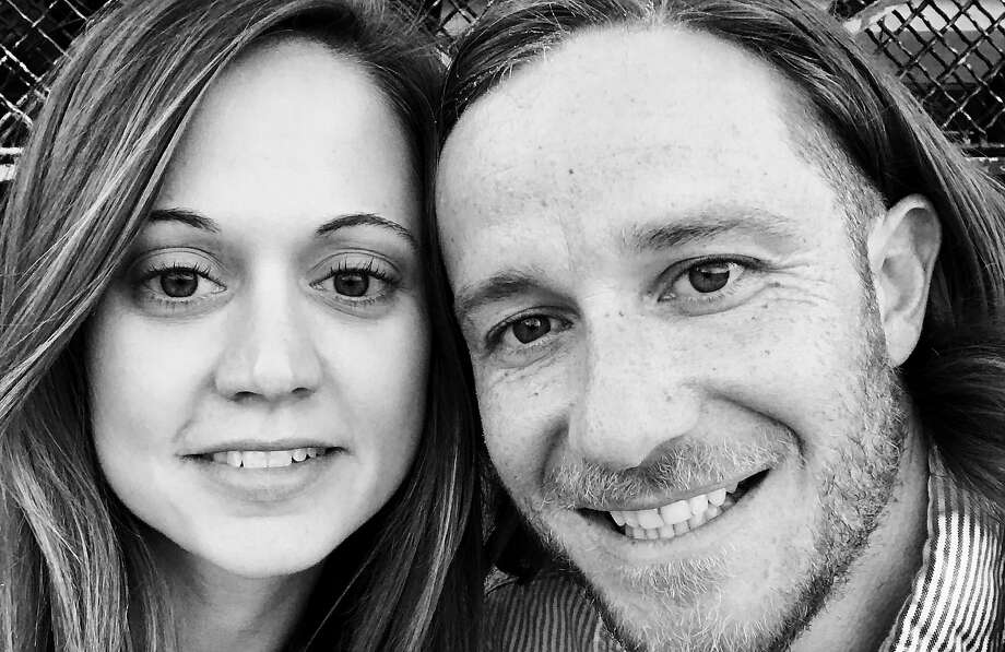 Benjamin Hirsch-McShane, 35, of San Francisco, is shown with his wife, Sarah McShane. He was killed in an avalanche while backcountry skiing in southwest Montana on Friday. Photo: Contributed