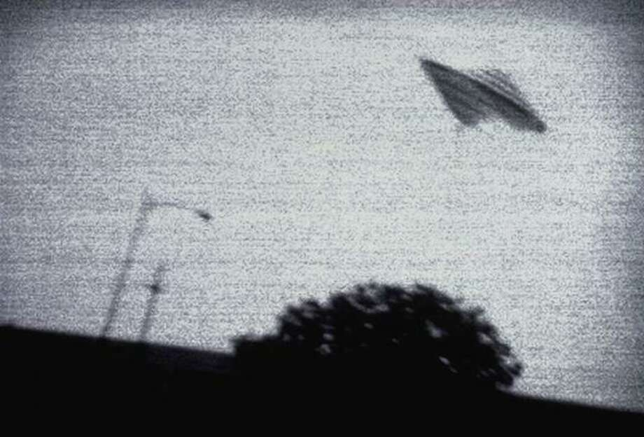 >>Click through to see some of the reported UFO sightings in Connecticut in 2019. Click here for more info. Photo: Steven Peters, Getty Images