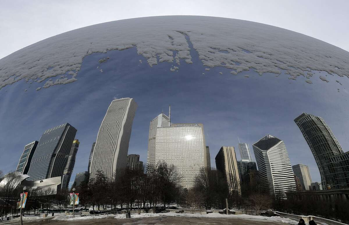 Chicago Visit the home of the Bean and the Bears with a $69 flight aboard United Airlines. The fare is available on Saturday, Nov. 14 out of SAT at 10 a.m.