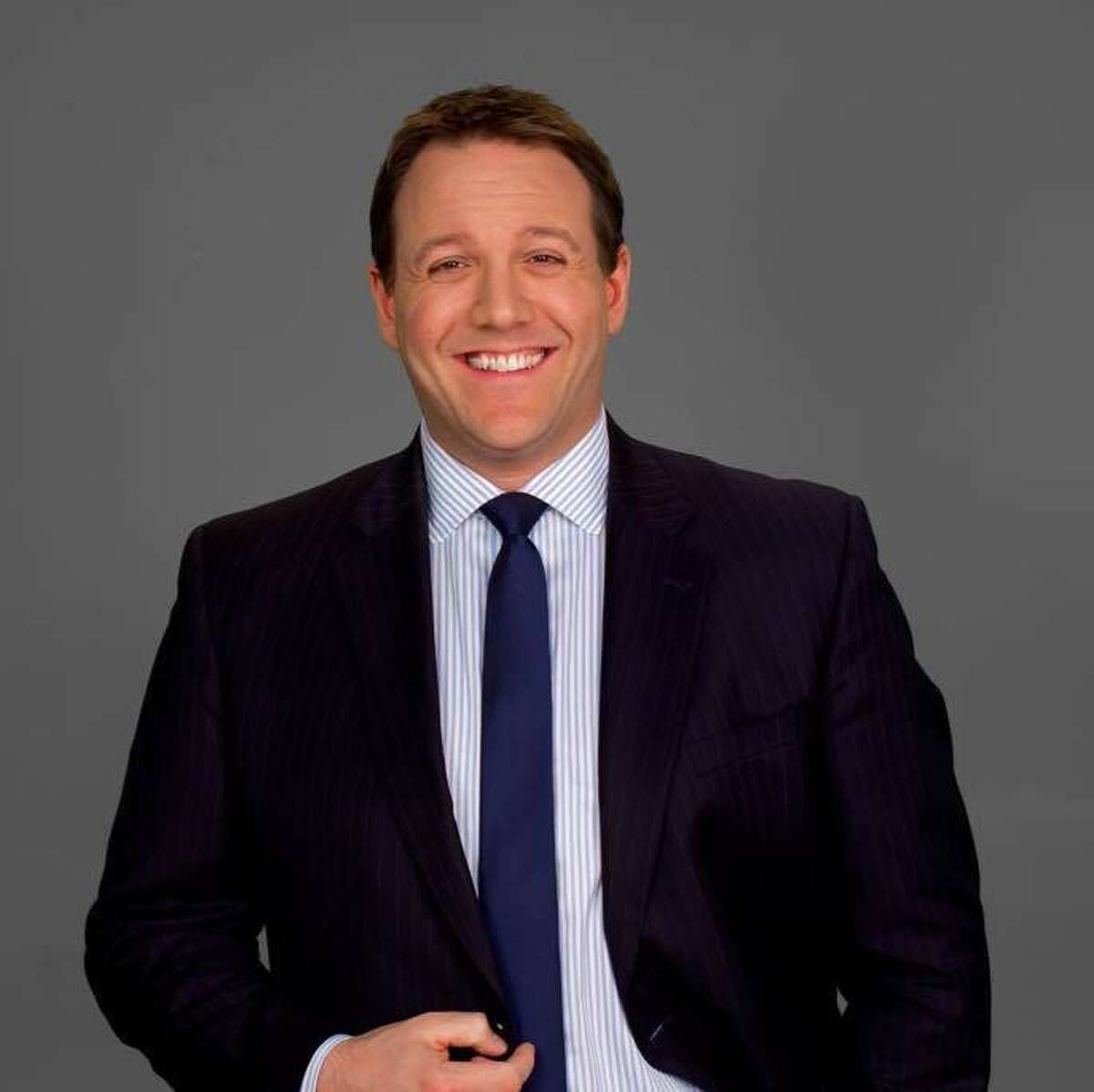 Click through the slideshow for 20 things you don't know about Ryan Peterson, morning anchor at News10 ABC.