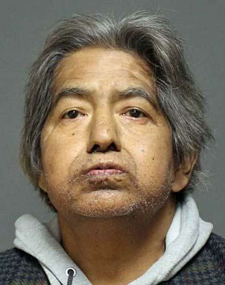 Elias Saldana, 57, arrested on charges of second-degree sexual assault, reckless endangerment, fourth-degree sexual assault and burglary on Monday, Jan. 29, 2019. A criminal investigation determined that Saldana illegally accessed the room of a 75-year old, non-verbal, non-ambulatory female patient and sexually assaulted her in Regal Care of Southport Photo: Fairfield Police Department