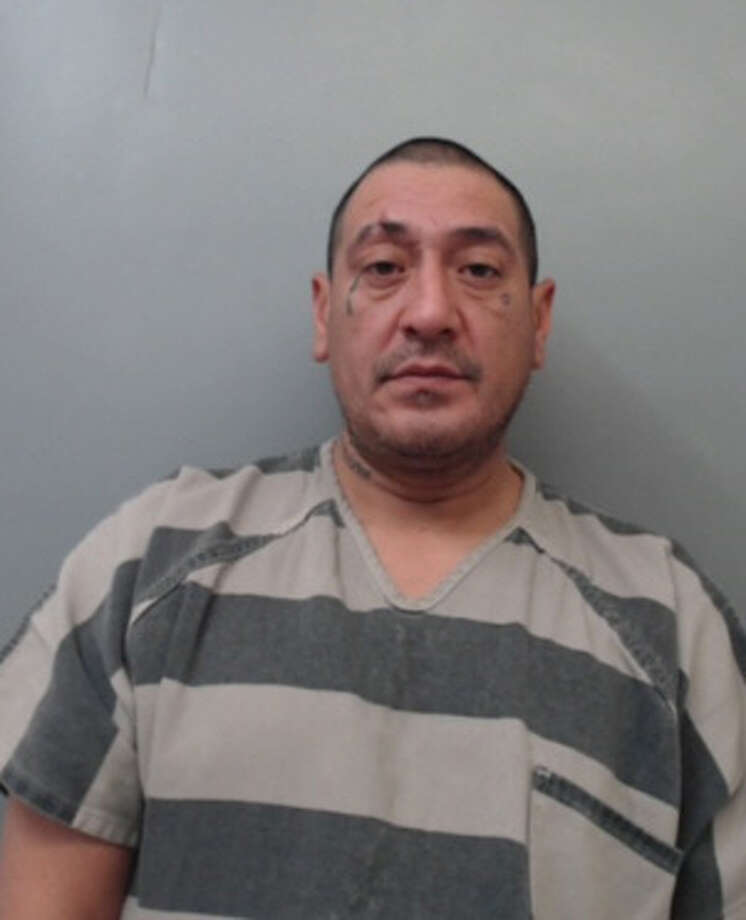 Alfonso Herrera, 41, was charged with assault, family violence. Photo: Webb County Sheriff's Office