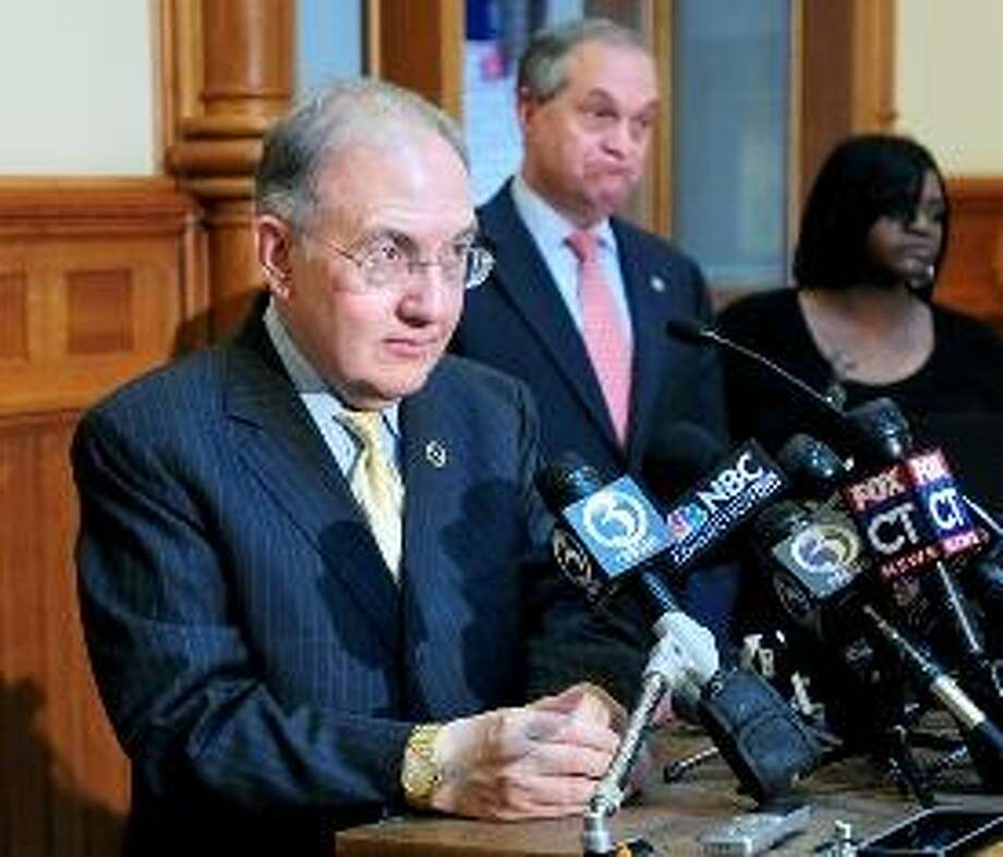 State Senate Majority Leader Martin Looney Photo: File Photo