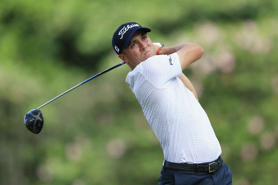 Justin Thomas, ranked No. 4 in the world, has committed to play in this year's Travalers championship in June in Cromwell. Photo: Sam Greenwood / Getty Images / 2019 Getty Images