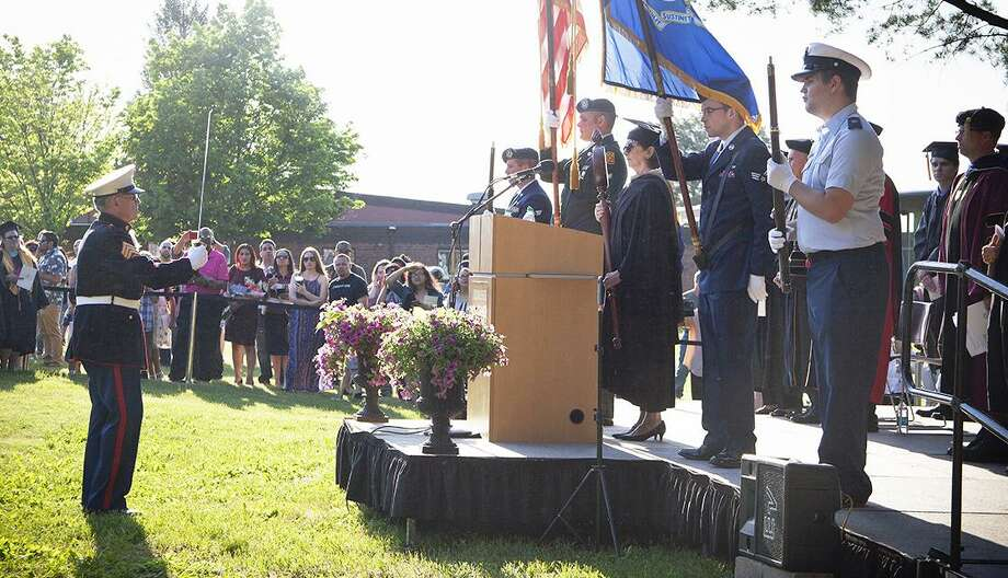 Middlesex Community College of Middletown has been recognized as a Military Friendly School since 2012, and won the designation again for 2019 to 2020. Photo: Contributed Photo