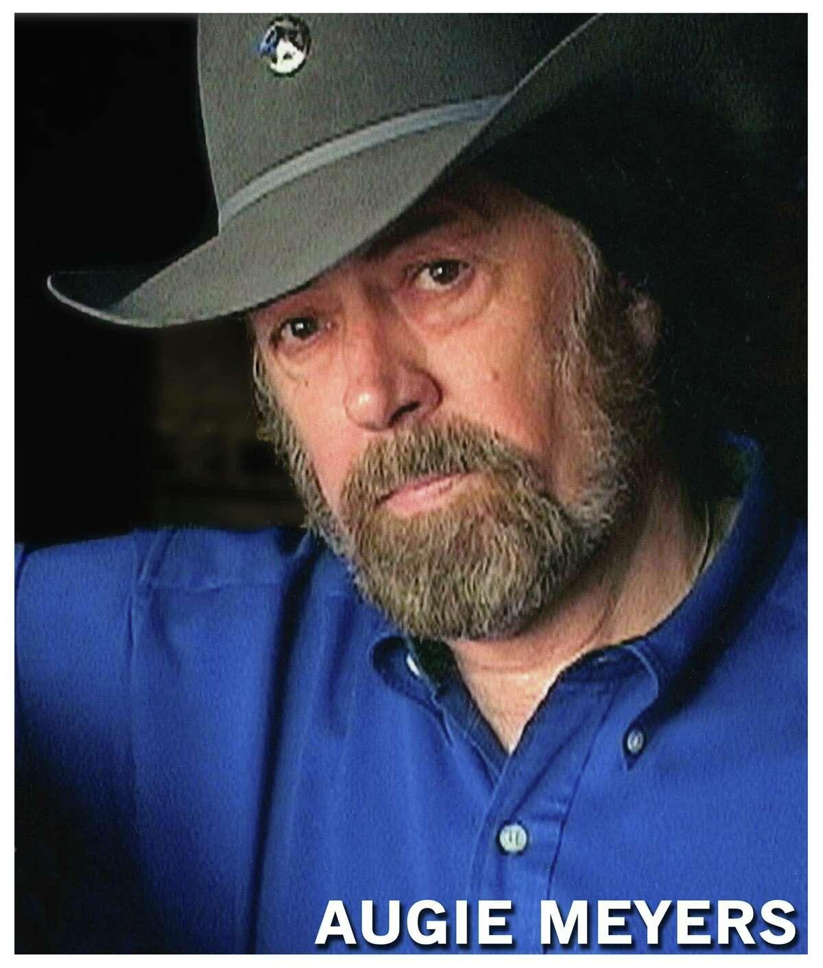 Legendary Texas musician Augie Meyers