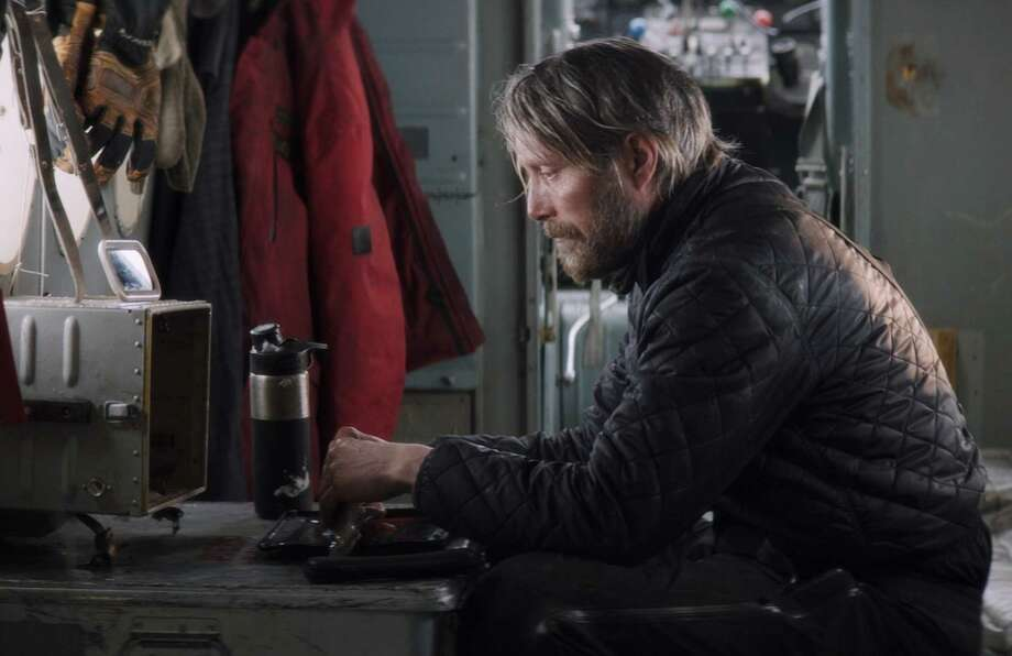 Arctic' star Mads Mikkelsen takes a break from playing villains in ...