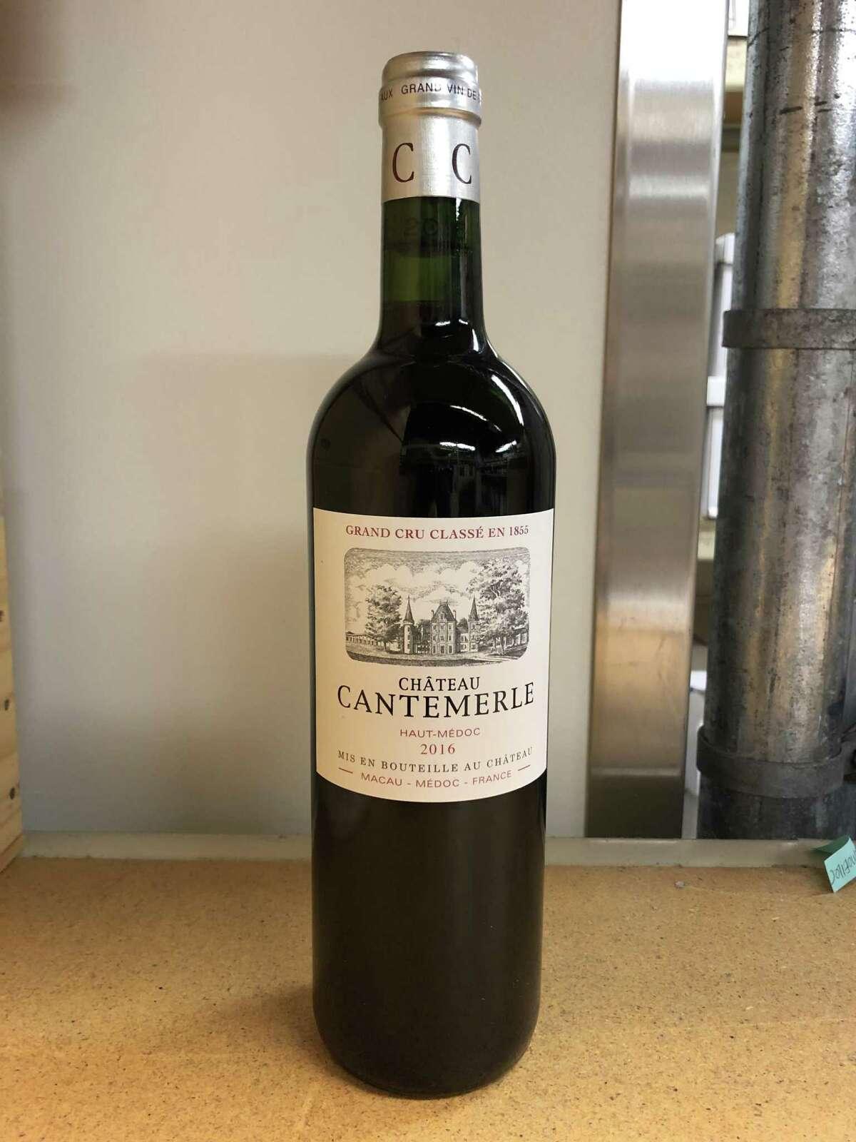 2016 Château Cantemerle (Haut-Medoc)