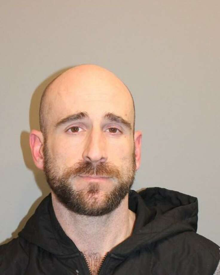 Jason Kekac, 41, of Marina Drive, Stratford Photo: Norwalk Police Dept.