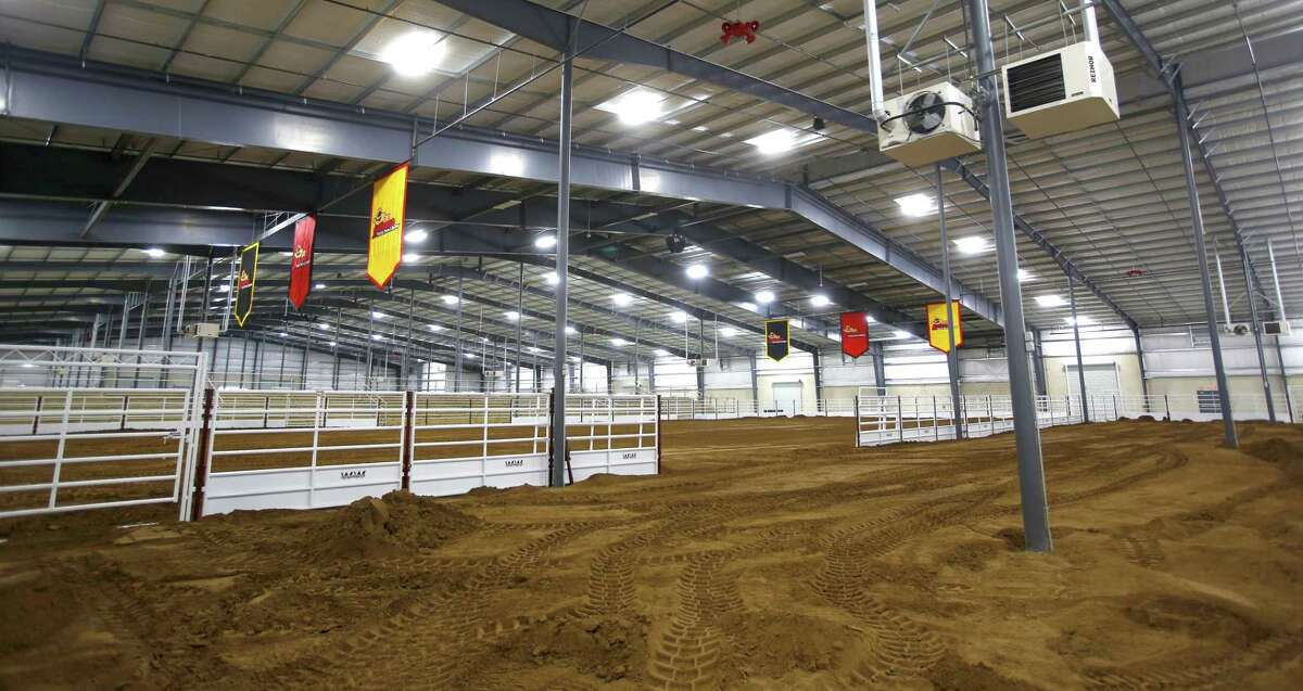 The college ranch rodeo, part of the annual Collegiate Rodeo Challenge, returns for its third year Feb. 10. at the Expo Hall on the Freeman Coliseum grounds adjacent to the AT&T Center.