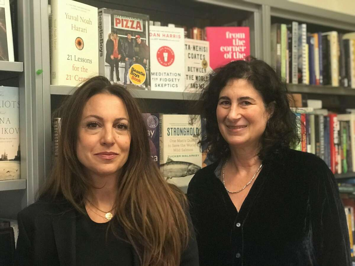 An undated handout photo of Julie Grau, left, and Cindy Spiegel, the founders of the publisher Spiegel & Grau, a Penguin Random House imprint known for best-selling books by Ta-Nehisi Coates, Trevor Noah and more. Spiegel & Grau's closing is the latest move by Penguin Random House to streamline operations. (Handout via The New York Times) - NO SALES; FOR EDITORIAL USE ONLY WITH NYT STORY PUBLISHER CLOSE BY ALEXANDRA ALTER FOR JAN. 28, 2019. ALL OTHER USE PROHIBITED. -
