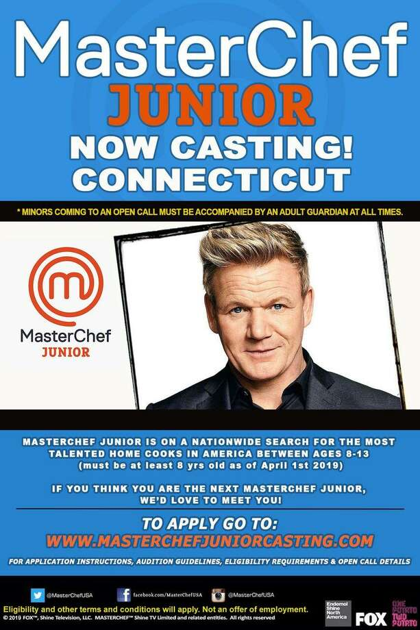 Casting call for MasterChef Junior. Photo: Contributed