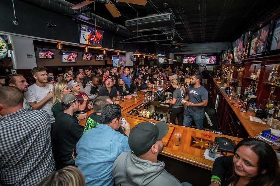 "For the 4th year in a row, The Blind Rhino hosts ""the biggest super bowl pregame party in CT."" This year, The Spread & El Segundo are joining the party and doing a mini pop up inside the Rhino. There will also be live music and entertainment provided by Best Trivia Ever."