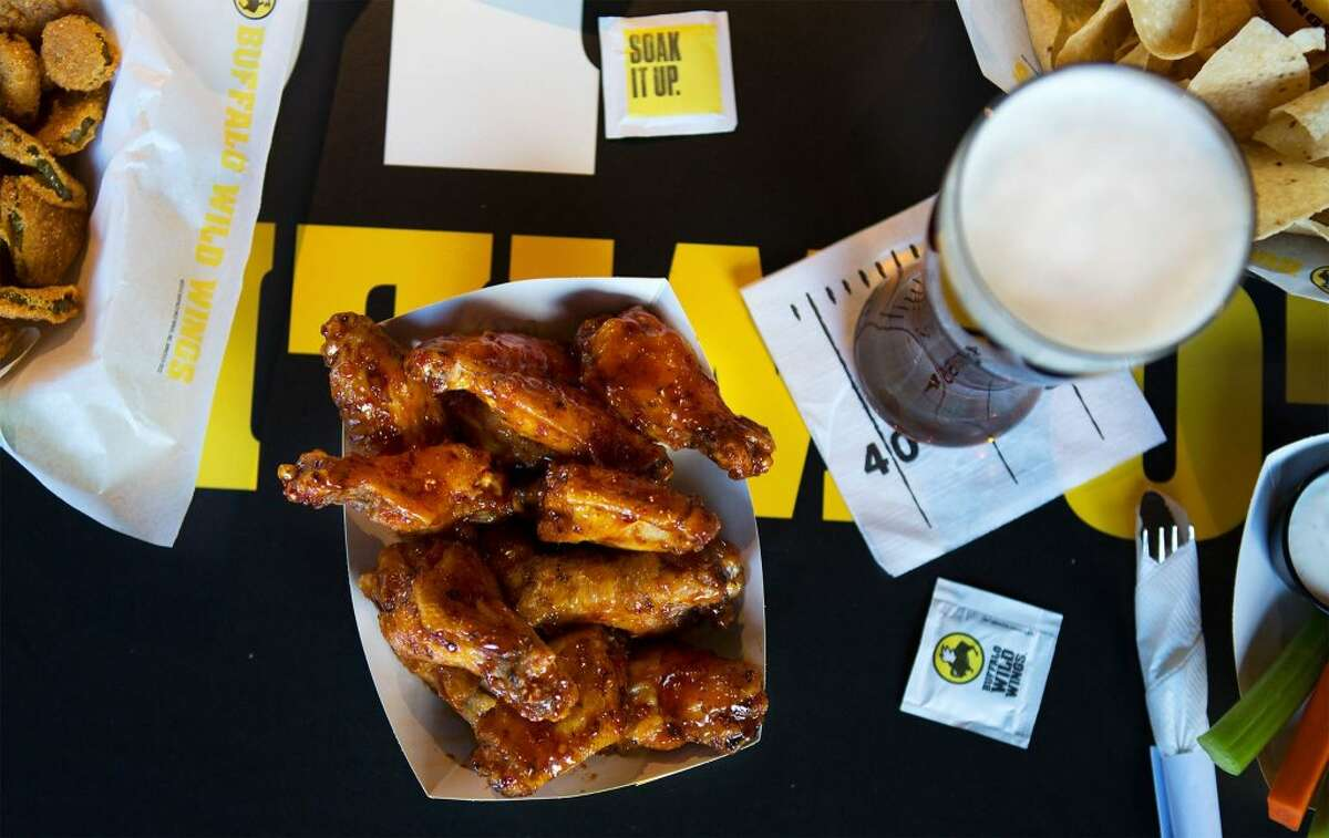 Buffalo Wild Wings Multiple Houston-area locations Date: Monday, Nov. 11, 2019 Veterans and active duty military get a free order of small boneless or traditional wings and a side of fries.