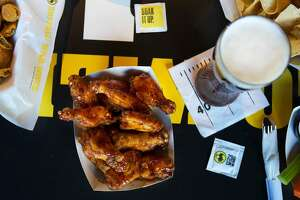 Buffalo Wild Wings has CT locations in Southington, Waterbury, Milford, North Haven, Wethersfield, Manchester, Stamford, Windsor, Danbury, and New Haven.